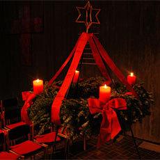Adventsfeiern
