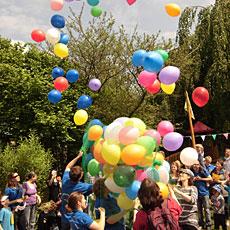 """Ev. Kita """"Ahoi"""" feiert 50. Geburtstag!"""