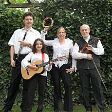 Jüdischer Kulturabend mit Klezmermusik und Lesung in Altenholz