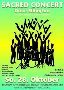 Duke Ellington: Sacred Concert