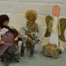 Die Weihnachtsgeschichte mit den Kindergartenkindern