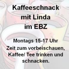 Kaffeeschnack mit Linda